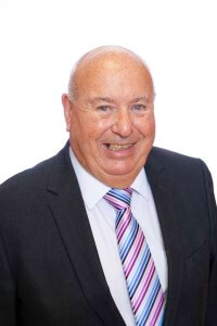 Profile image for Councillor Charles Johnson, JP. FQI