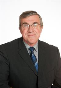 Councillor Ian Galletley M.B.E
