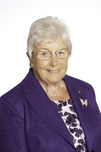 Councillor Mrs Doris Jones B.E.M.