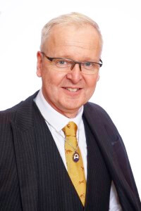 Profile image for Councillor Nigel Boddy LLB